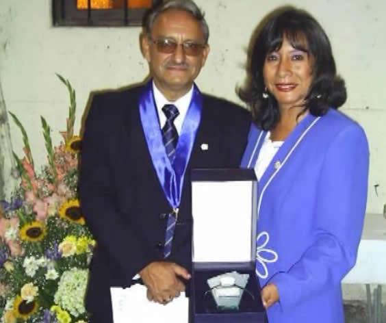 Dra. Martha Leiva - 2005