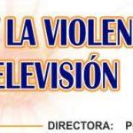 Los niños y la violencia en la televisión