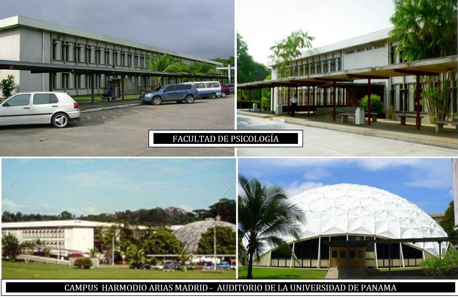 UNIVERSIDAD DE PANAMA -  FACULTAD DE PSICOLOGIA