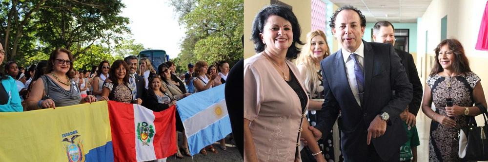 Visista Dra Martha-Dr Orlando en Cuba 2015