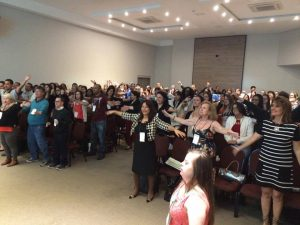Dra. Martha Leiva. Congreso Internacional. Brasil 2016